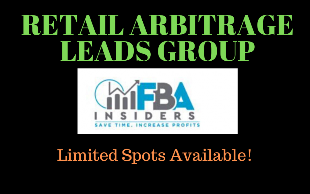 Retail Arbitrage Leads are Just a Few Clicks Away!