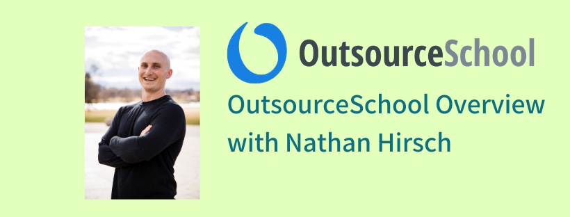 Scale Your Online Businesses with OutSource School