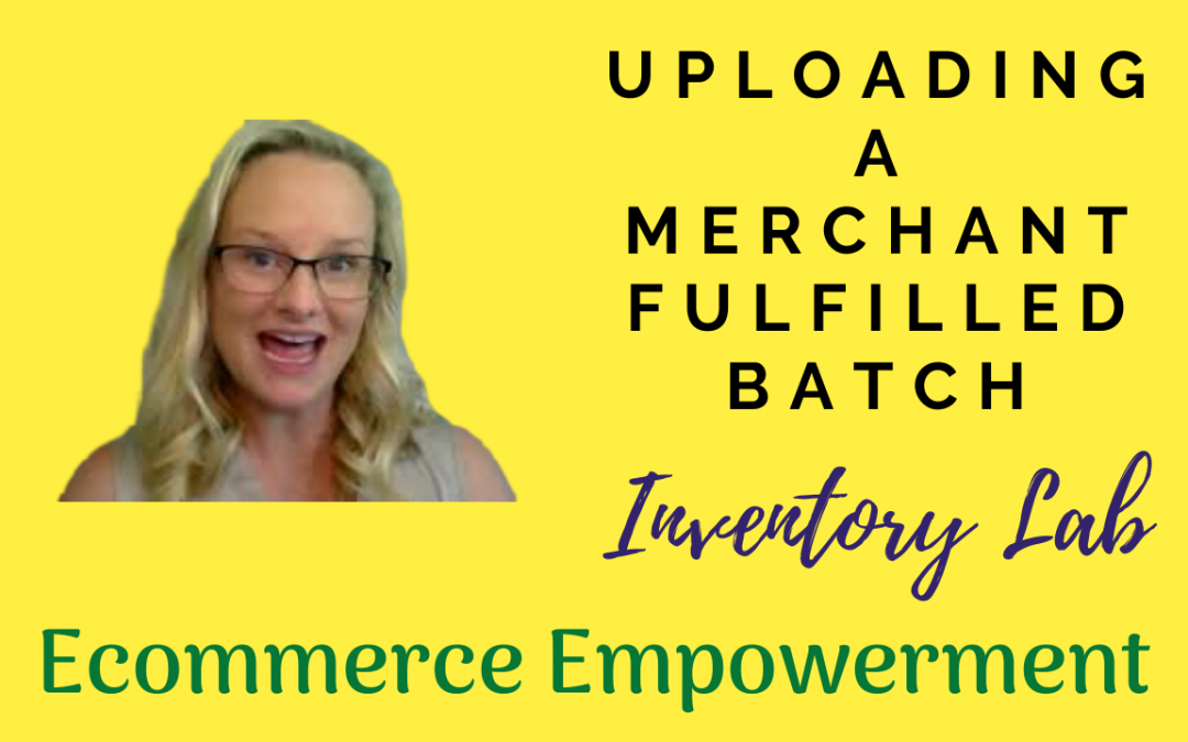 Inventory Lab Uploading a Merchant Fulfilled Batch